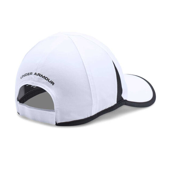 Under Armour Shadow Cap 4 White / Black OSFA, , rebel_hi-res