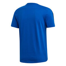 Manchester United 2019/20 Mens Training Tee Blue M, Blue, rebel_hi-res