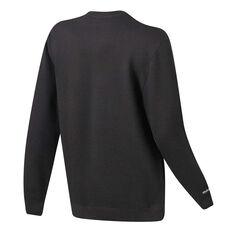 Brooklyn Nets Mens Sweatshirts Black S, Black, rebel_hi-res