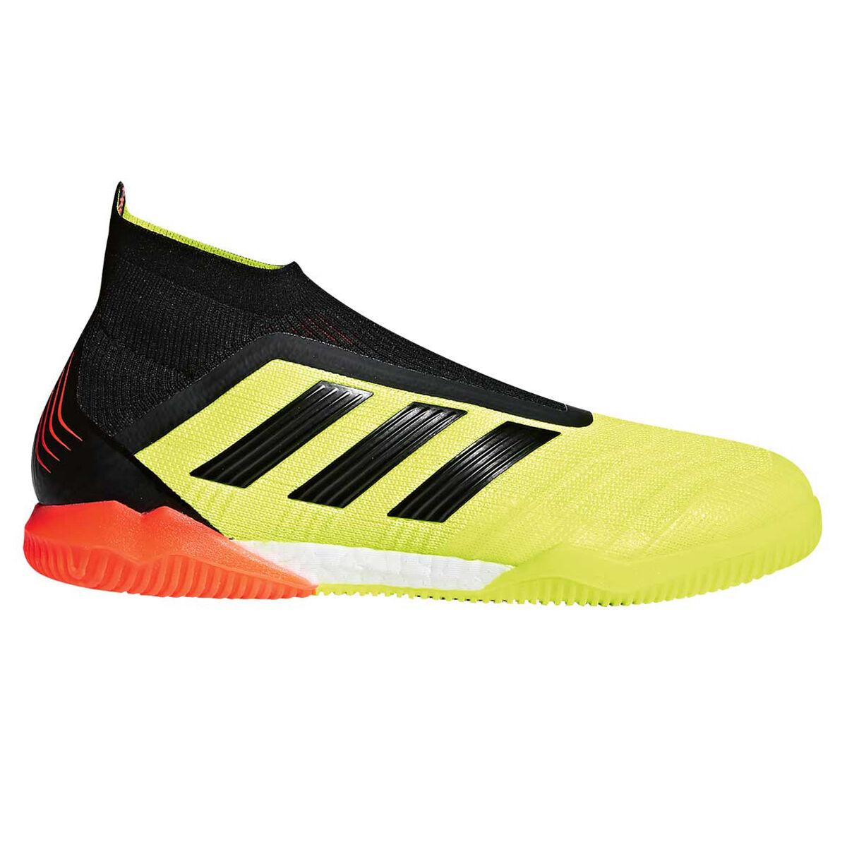 637de6a6a3d ... canada adidas predator tango 18 mens indoor soccer shoes lime black us  8 lime 65381 a80a4