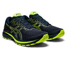 Asics GT 2000 9 Lite Show Mens Running Shoes, Blue/Silver, rebel_hi-res