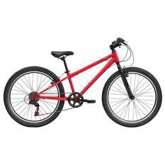Flight Boys X Scape JR130 24in Mountain Bike Red 60cm, , rebel_hi-res