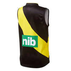 Richmond Tigers 2019 Ladies Home Guernsey Brown / Yellow S, Brown / Yellow, rebel_hi-res