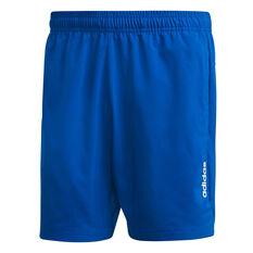adidas Mens Essentials Chelsea Shorts Blue XS, Blue, rebel_hi-res