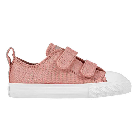 Converse Chuck Taylor All Star Fairy Dust Toddlers Shoes Pink / White US 10, Pink / White, rebel_hi-res