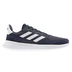 adidas Archivo Mens Casual Shoes, Blue / White, rebel_hi-res