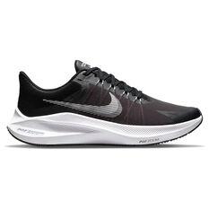 Nike Winflo 8 Mens Running Shoes Black/White US 7, Black/White, rebel_hi-res