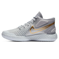 Nike KD Trey 5 VIII Mens Basketball Shoes White/Gold US 7, White/Gold, rebel_hi-res