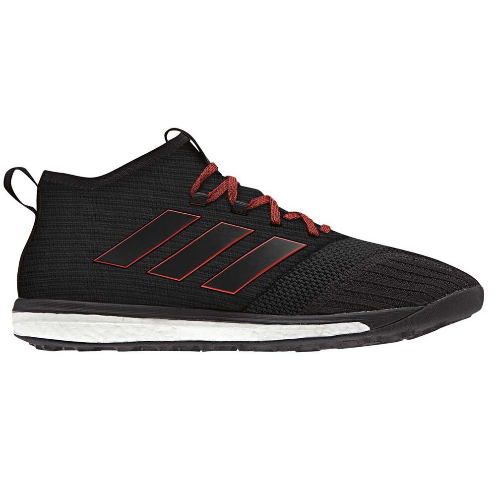 f51dd6c5bd60 adidas Ace Tango 17.1 TR Mens Indoor Soccer Shoes Black / Red US 10 Adult,