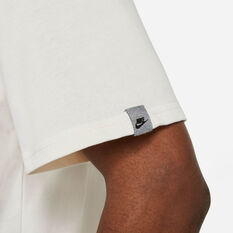 Nike Mens Sportswear Graphic Tee, White, rebel_hi-res