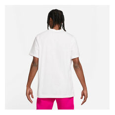 Nike Mens Sportswear Just Do It Tee, White, rebel_hi-res