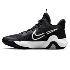 Nike KD Trey 5 IX Basketball Shoes Black/White US 7, Black/White, rebel_hi-res