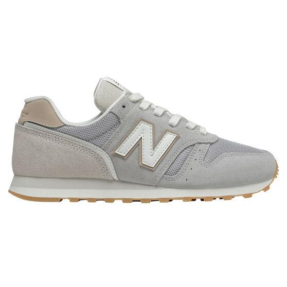 New Balance 373 Womens Casual Shoes, Grey, rebel_hi-res