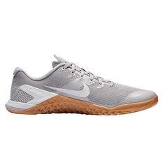 Nike Metcon 4 Mens Training Shoes Grey US 7, Grey, rebel_hi-res