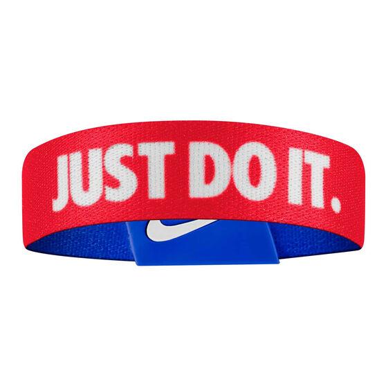 Nike Baller Band, Blue / Red, rebel_hi-res