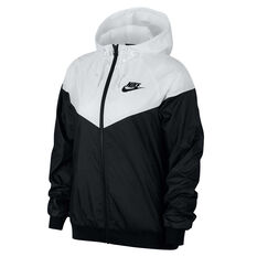 Nike Womens Sportswear Windrunner Jacket Black XS, Black, rebel_hi-res