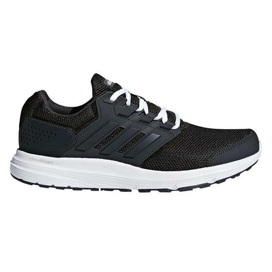 san francisco 0f12f cc66e adidas Galaxy 4 Womens Running Shoes Black   White US 6, Black   White,