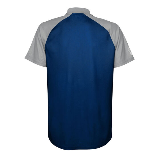 Sydney Roosters 2021 Mens Polo, Blue, rebel_hi-res
