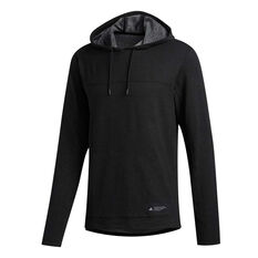 adidas Mens Urban Global Hoodie, Black, rebel_hi-res