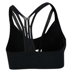 Nike Womens Indy UltraBreathe Light Support Sports Bra Black XS, Black, rebel_hi-res