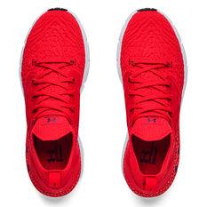 Under Armour HOVR Phantom 2 Mens Training Shoes, Red/Black, rebel_hi-res