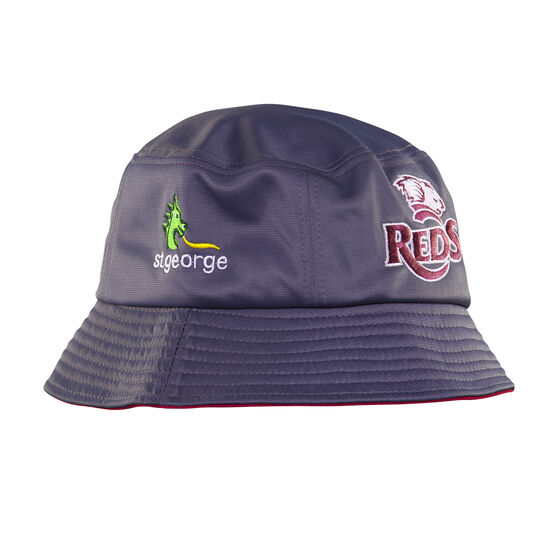 Queensland Reds 2020 Bucket Hat, , rebel_hi-res