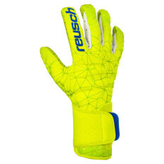 Reusch Pure Contact II G3 Fusion Goalkeeper Gloves Green 8, Green, rebel_hi-res