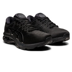 Asics GEL Kayano 27 Kids Running Shoes, Black, rebel_hi-res