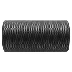 SPRI High Density Foam Roller Black 31cm, , rebel_hi-res