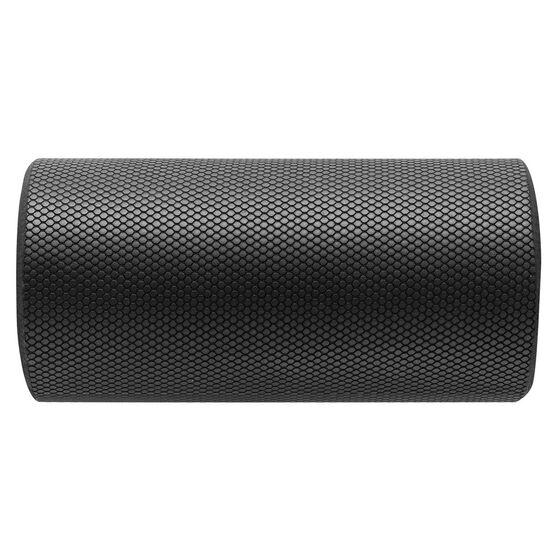 SPRI High Density Foam Roller Black 31cm, , rebel_hi-res