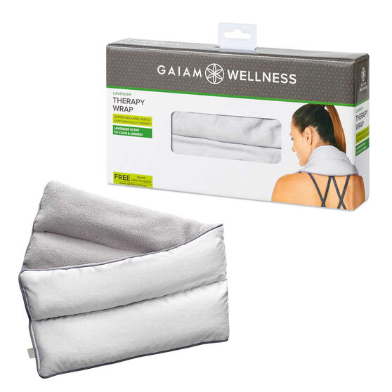 Gaiam Relax Neck and Shoulder Therapy Wrap, , rebel_hi-res