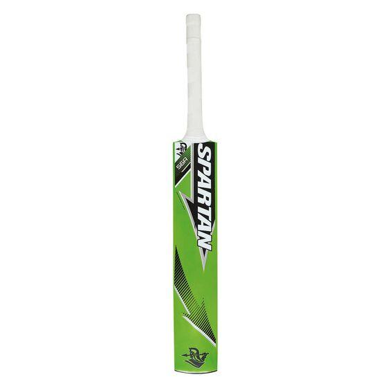 Spartan S6R Kashmir Willow Junior Cricket Bat, Green, rebel_hi-res