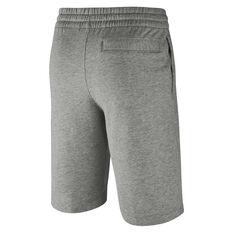 Nike Boys Sportswear Shorts Dark Grey XS, Dark Grey, rebel_hi-res
