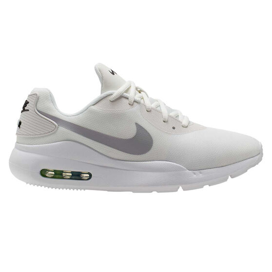 Nike Air Max Oketo Mens Casual Shoes, White/Black, rebel_hi-res