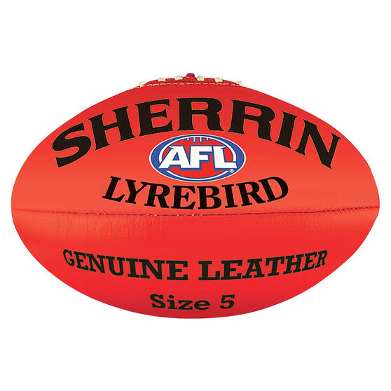 Sherrin Lyrebird Australian Rules Ball, , rebel_hi-res