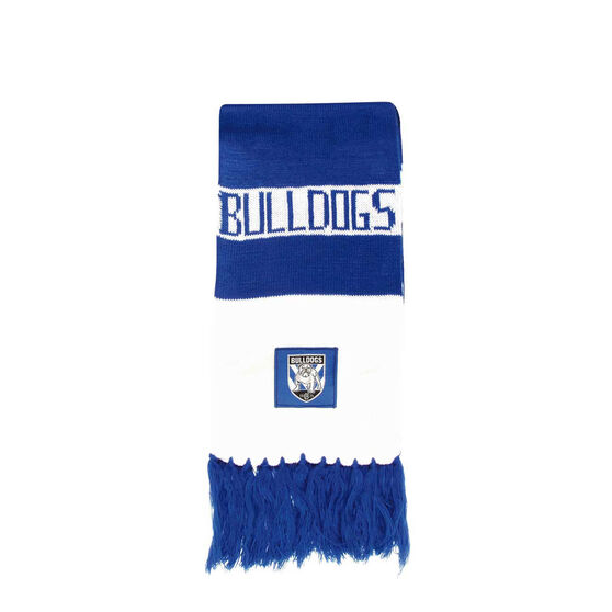 Canterbury-Bankstown Bulldogs Scarf, , rebel_hi-res