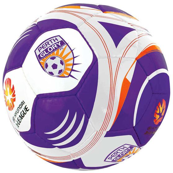 A League Perth Glory Supporter Soccer Ball, , rebel_hi-res