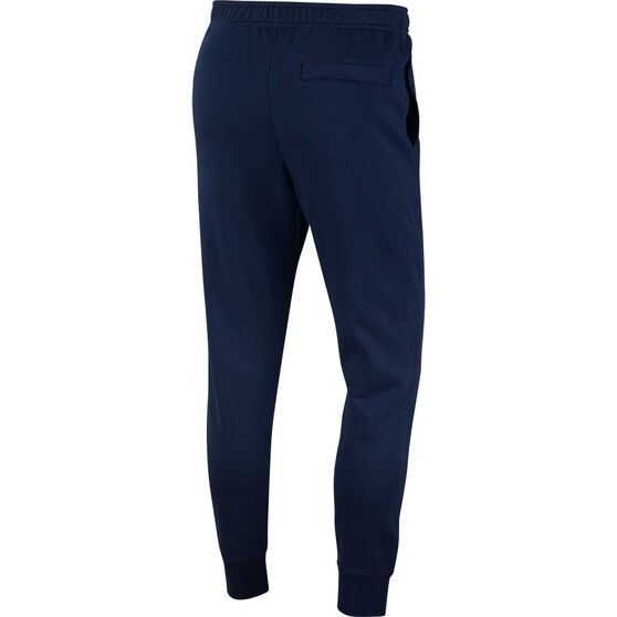 Nike Mens Sportswear Club French Terry Joggers, Navy, rebel_hi-res