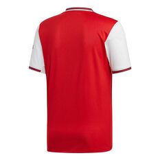 Arsenal FC 2019/20 Mens Home Jersey Red / White S, Red / White, rebel_hi-res