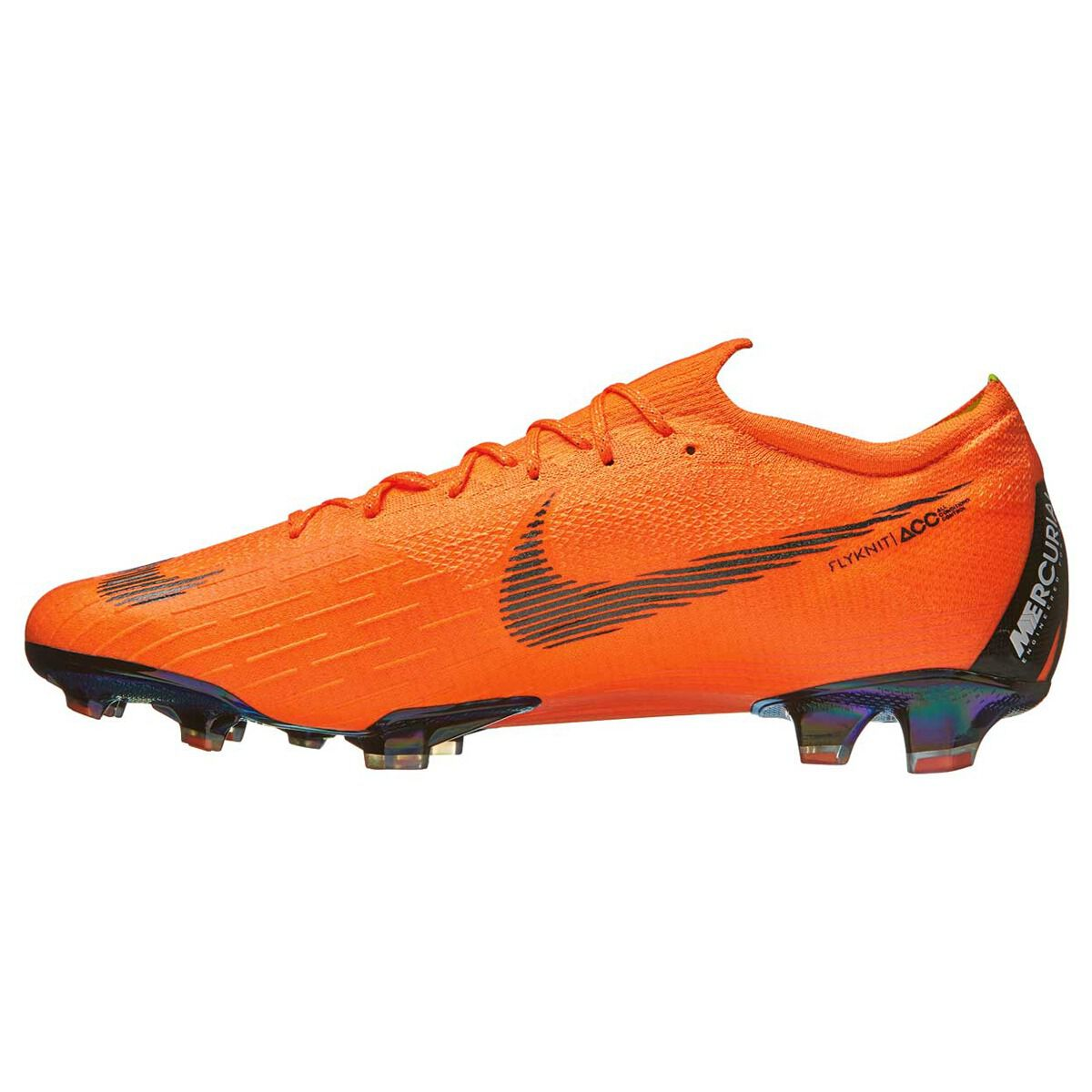 half off 1c4df 15e13 ... denmark nike mercurial vapor xii mens football boots orange black us 9  adult orange 9936e d1ea6