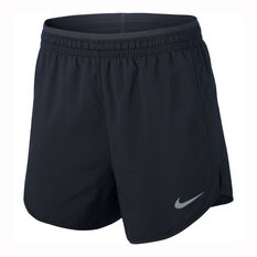Nike Womens Tempo Luxe 5in Running Shorts Black XS, Black, rebel_hi-res