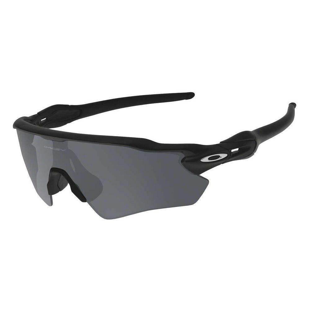 b05c0bc6b1 Oakley Radar EV Path Matte Black Sunglasses Black