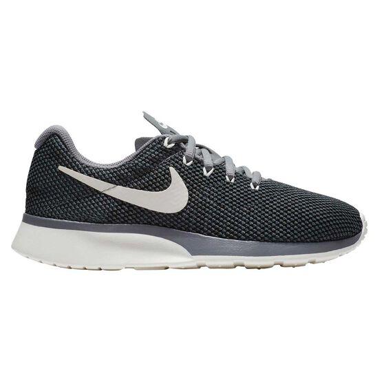 huge discount 4d21a 51a59 Nike Tanjun Racer Womens Casual Shoes Grey  Black US 6, Grey  Black,