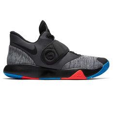 Nike KD Trey 5 VI Mens Basketball Shoes Black / Blue US 7, Black / Blue, rebel_hi-res