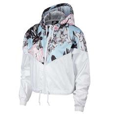 Nike Womens Sportswear Windrunner Jacket White XS, White, rebel_hi-res