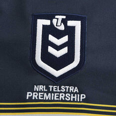 North Queensland Cowboys 2020 Mens Home Jersey, White / Navy, rebel_hi-res
