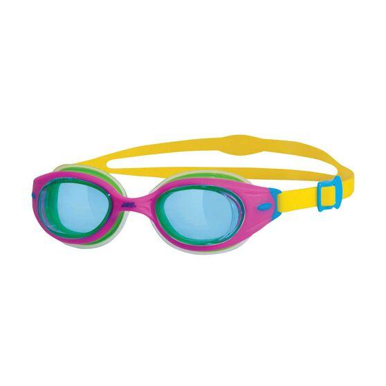 Zoggs Little Sonic Air Junior Swim Goggles Assorted OSFA, , rebel_hi-res