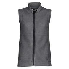 Under Armour Womens Move Light Vest Black XS, Black, rebel_hi-res