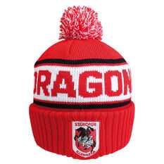St George Illawarra Dragons Striker Beanie, , rebel_hi-res
