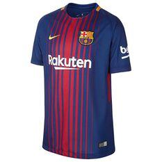 FC Barcelona 2018 Kids Home Jersey, , rebel_hi-res